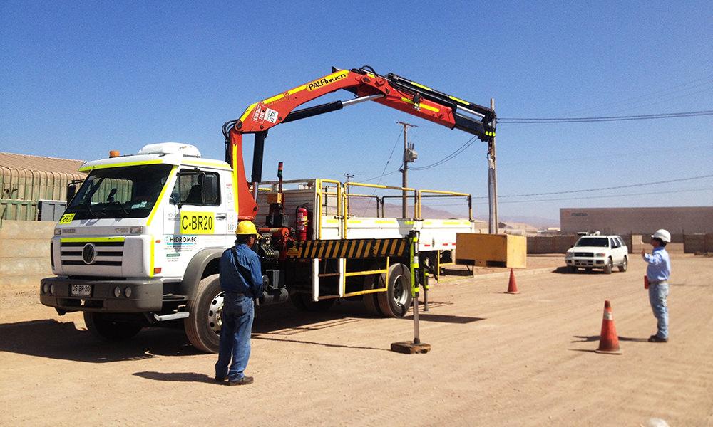 Camion-DSBR20