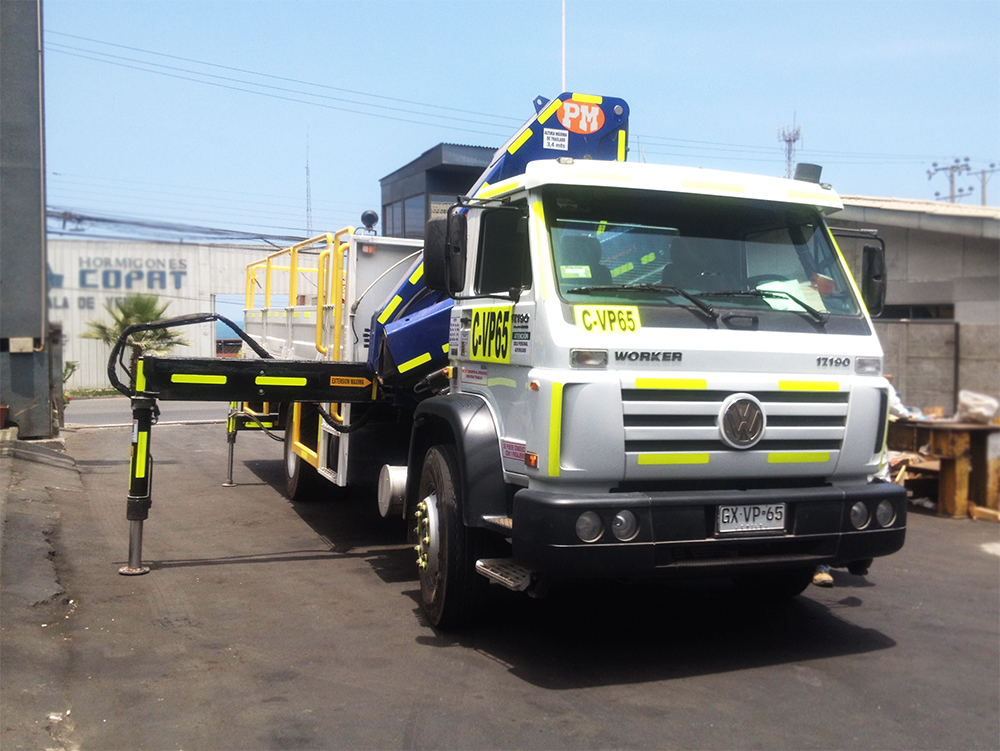 Camion-GXVP65